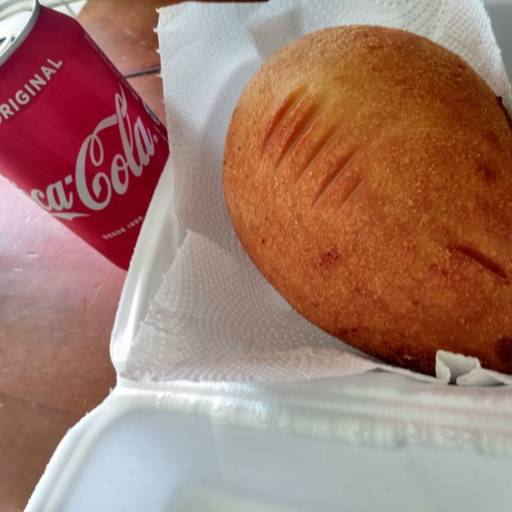 Big Coxinha do Giba's Salgados por Giba's Big Salgados