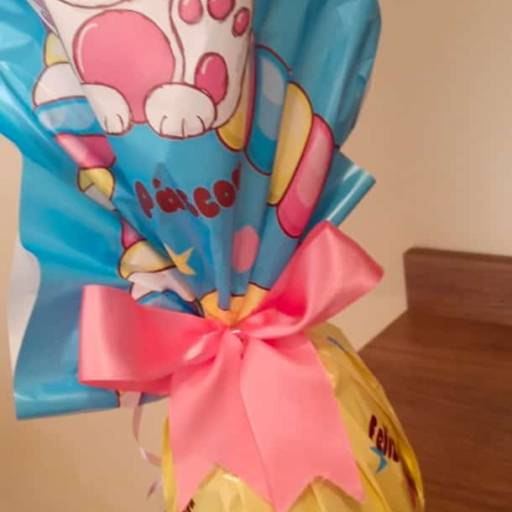Ovos de Páscoa  por Mari Cestas Personalizadas