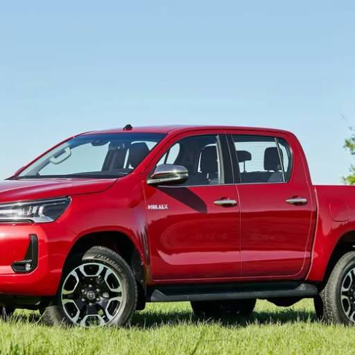 Hilux 2021 Diesel CS MT por RJ Auto Brokers