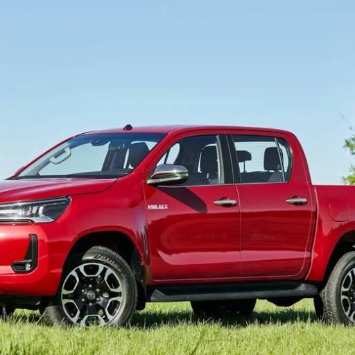 Hilux 2021 Diesel Chassi MT por RJ Auto Brokers