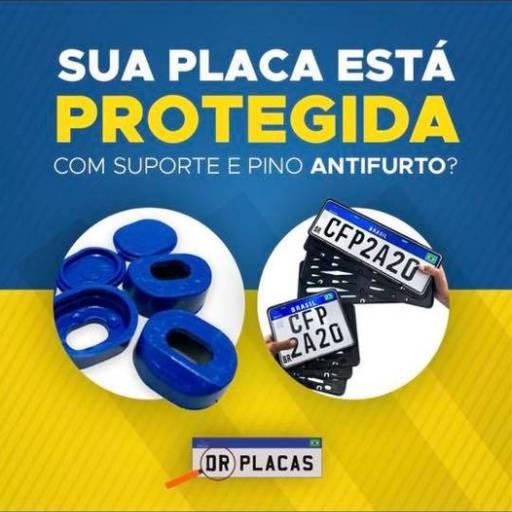 Pino Antifurto por DR Placas Bady Bassit