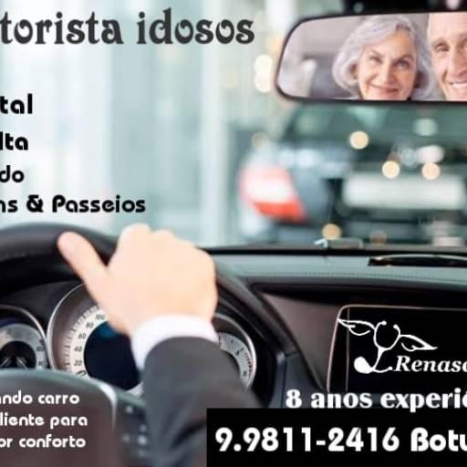 Motorista para Idosos por Renascer Agência de Cuidadores Botucatu