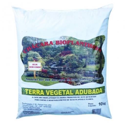 Comprar o produto de terra adubada bioplant em A Classificar pela empresa Botucatu Garden em Botucatu, SP por Solutudo