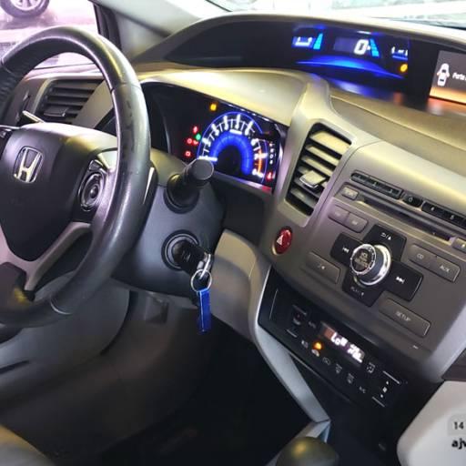HONDA CIVIC – 1.8 LXL 16V FLEX 4P AUTOMÁTICO 2012/2013 em Botucatu, SP por AJ Veículos