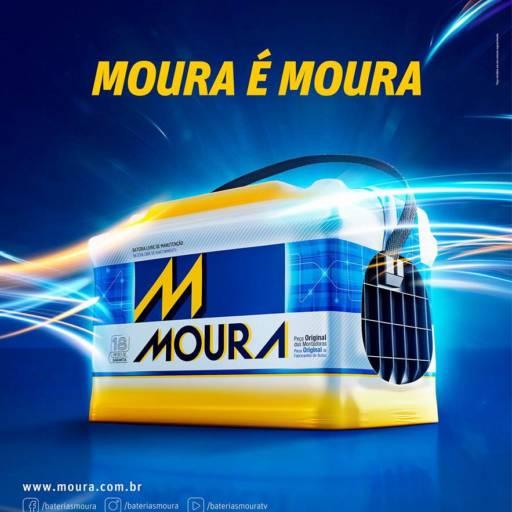 BATERIAS MOURA por Casa das Baterias Iacanga