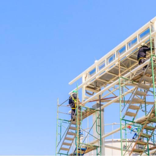 INSTALAÇÕES EM ALTURA EM GERAL por Start Segurança do Trabalho - Alpinismo Industrial