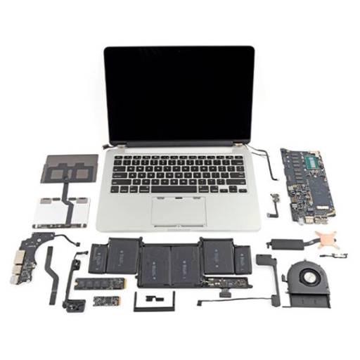 Comprar o produto de Conserto/Reparo de placa base de Macbook e iMac em Computadores pela empresa Solution Service - Loja 1 em Botucatu, SP por Solutudo