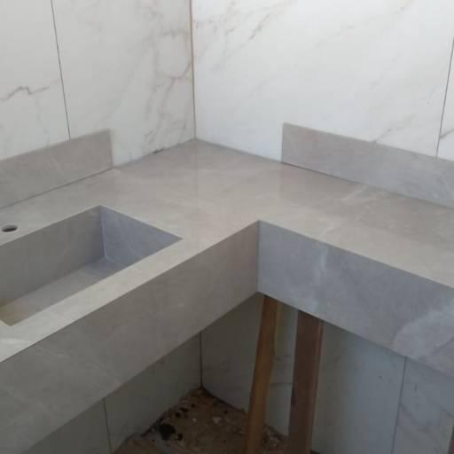 Colocação de Pia em Botucatu, SP por Construtora Mendes