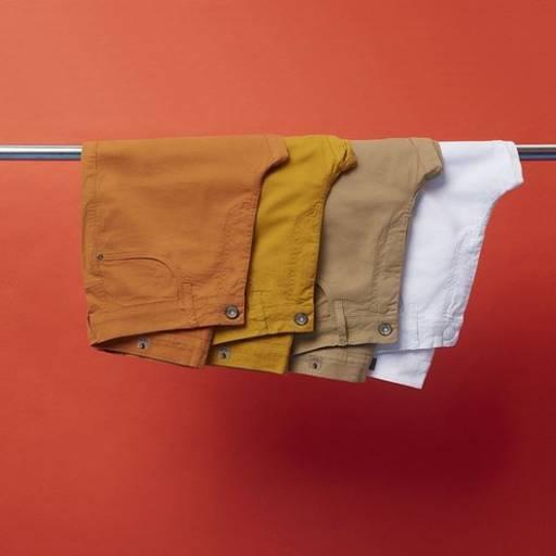 Calças Jeans L.Seven por Lojas Conceito Confecções e Calçados - Vestindo e Calçando Toda a Família