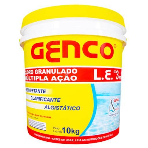 GENCO 10 KG 165,00