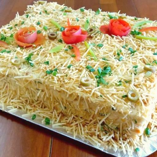 Bolos e tortas salgadas por Rotisserie Exata