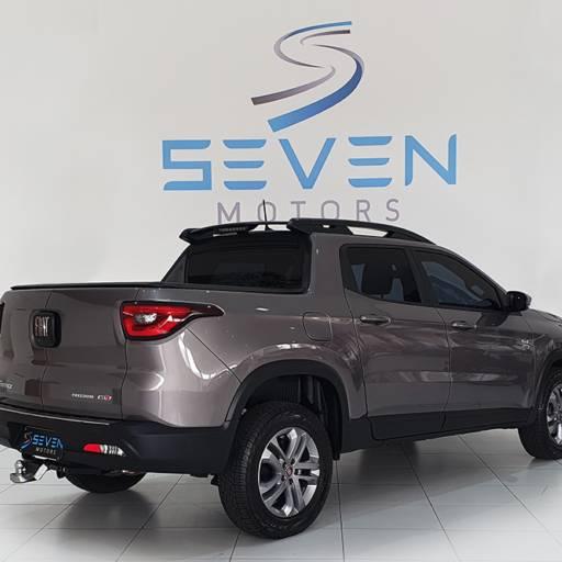 FIAT TORO 2.0 16V 4P 4WD FREEDOM TURBO DIESEL AUT. - 2021/2020 em Botucatu, SP por Seven Motors Concessionária
