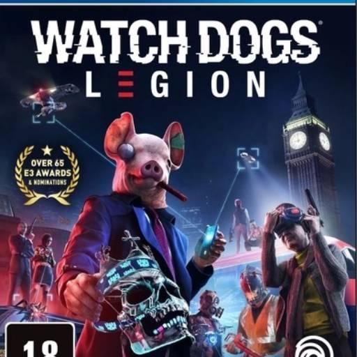 Watch Dogs Legion - PS4 em Tietê, SP por IT Computadores e Games