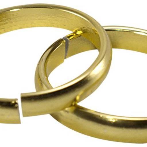 Comprar o produto de Alianças Decorativas em Mais Categorias pela empresa Eloy Festas em Jundiaí, SP por Solutudo