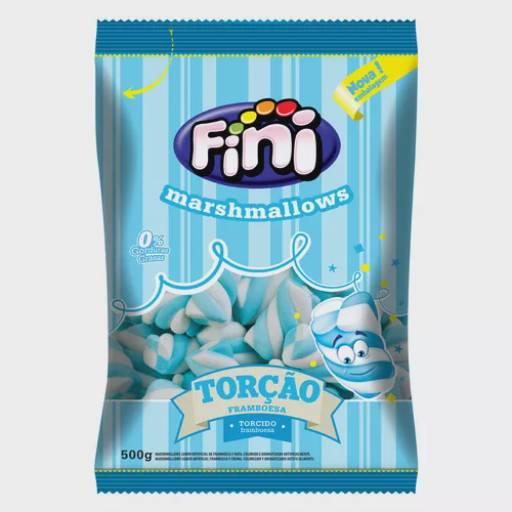 Marshmallows Torção Azul Fini por Eloy Festas