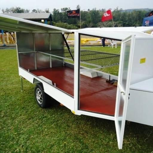 Carreta para Aeromodelo por BODE Carretas e Engates