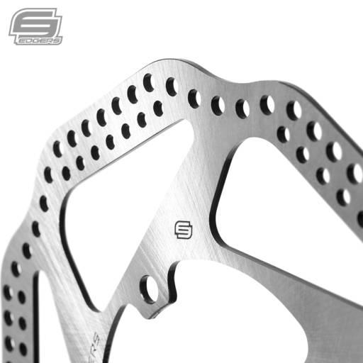 Comprar o produto de DISCO DE FREIO OVERSIZE 270MM CRF230 CRF250F XR200 XR250 EDGERS em Discos pela empresa Couto Motos Racing em Botucatu, SP por Solutudo