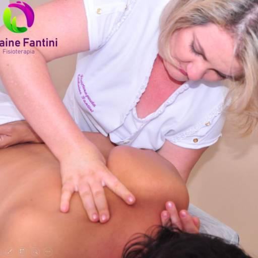 Fisioterapia para Tensão Cervical e Enxaqueca por Fisioterapia Edilaine Fantini