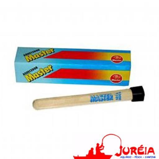 Comprar o produto de Aquecedor Master - 5w / 220v em Termômetros pela empresa  Juréia Aquário Pesca e Alevinos em Itapetininga, SP por Solutudo