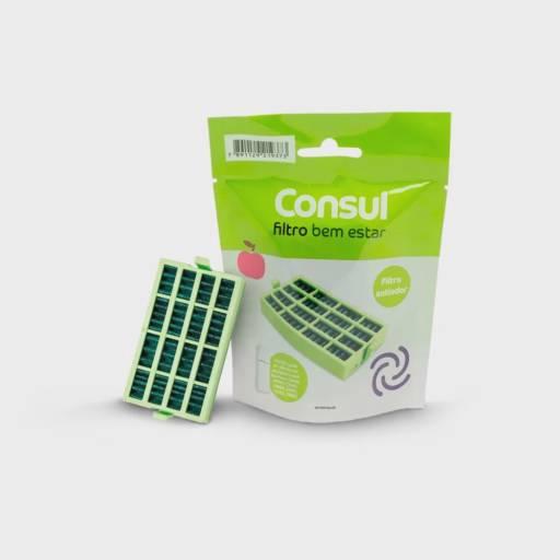 Comprar o produto de Filtro Geladeira Consul Bem Estar Crm45 Crm55 W10515645 (Original) em Filtros e Purificadores pela empresa Lojão dos Filtros em Aracaju, SE por Solutudo
