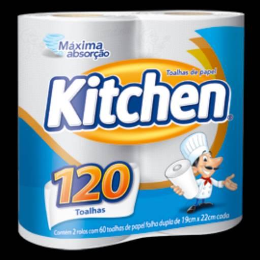 Comprar o produto de Toalha de Papel Kitchen  em Mais Categorias pela empresa Eloy Festas em Jundiaí, SP por Solutudo