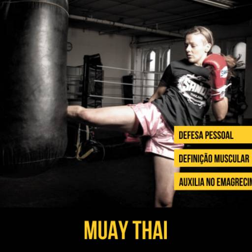 Aulas de Muay Thai por CROWNED - Academia de Luta