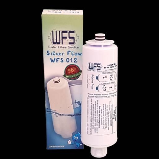 Refil para Filtro Libell e Acqua Flex por Casa dos Filtros JSI