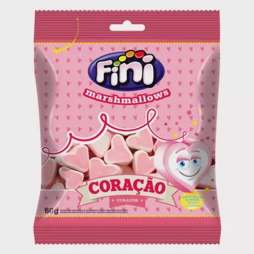Marshmallows Coração Fini por Eloy Festas
