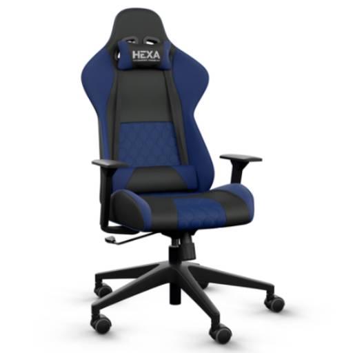 Cadeira Hexa Gamer  em Foz do Iguaçu, PR por Ergon+ Soluções em Mobiliário Corporativo