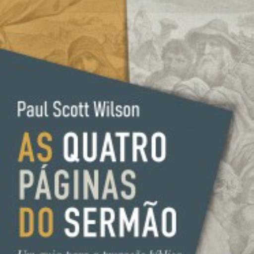 As Quatro páginas do sermão em Jundiaí, SP por Kemuel - livraria cristã