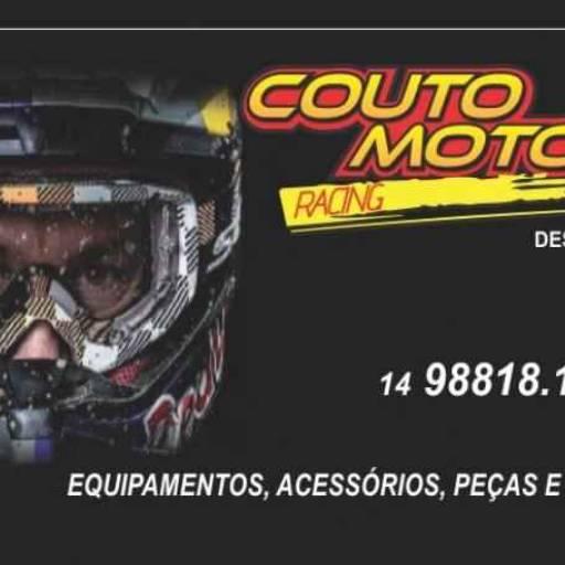 MANOPLA EDGERS A1 MIDSOFT VERMELHA em Botucatu, SP por Couto Motos Racing