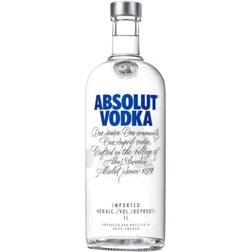 Comprar o produto de Dose • Vodka Absolut em Destilados pela empresa Old Home Burger Gourmet  em Atibaia, SP por Solutudo