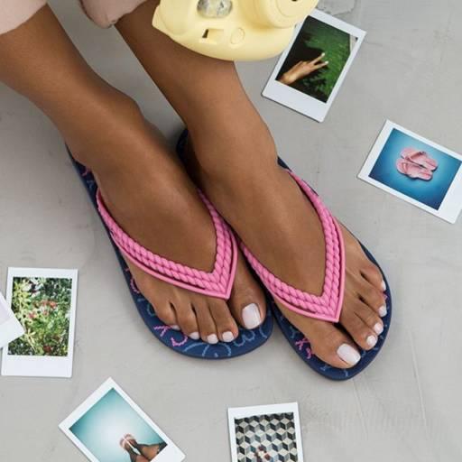 Comprar o produto de Chinelos Ipanema em Feminino pela empresa Lojas Conceito Confecções e Calçados - Vestindo e Calçando Toda a Família em Atibaia, SP por Solutudo