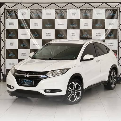 Comprar o produto de HONDA HR-V – 1.8 16V FLEX EXL 4P AUTOMÁTICO 2015/2016 em HR-V pela empresa Seven Motors Concessionária em Botucatu, SP por Solutudo