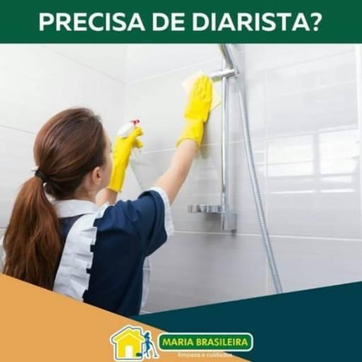 Diarista em Botucatu, SP por Maria Brasileira Limpeza e Cuidados