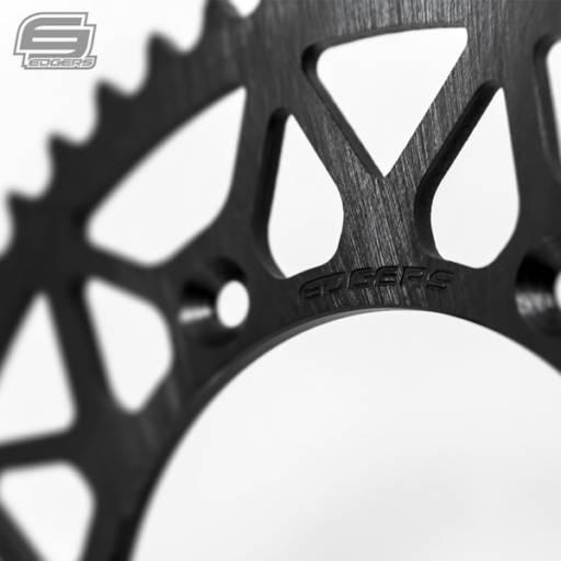 COROA EDGERS KTM 125/200/250/300/350/450 52DENTES em Botucatu, SP por Couto Motos Racing