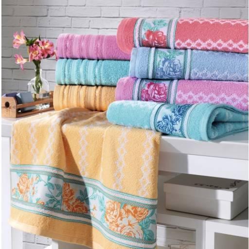 Toalhas de Banho Santista por Lojas Conceito Confecções e Calçados - Vestindo e Calçando Toda a Família
