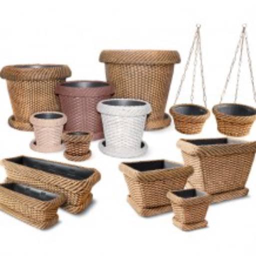 Comprar o produto de Linha de Vasos Veneza Nutriplan em Agro, Indústria e Comércio pela empresa Caco Loja Agrícola em Botucatu, SP por Solutudo