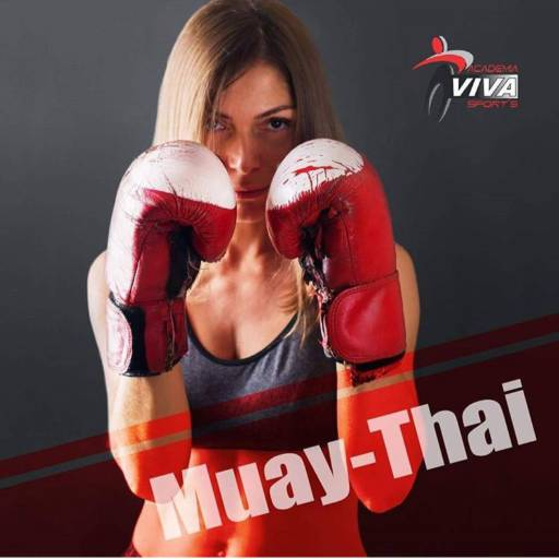 MUAY THAI  por Academia Viva Sports - Unidade 3