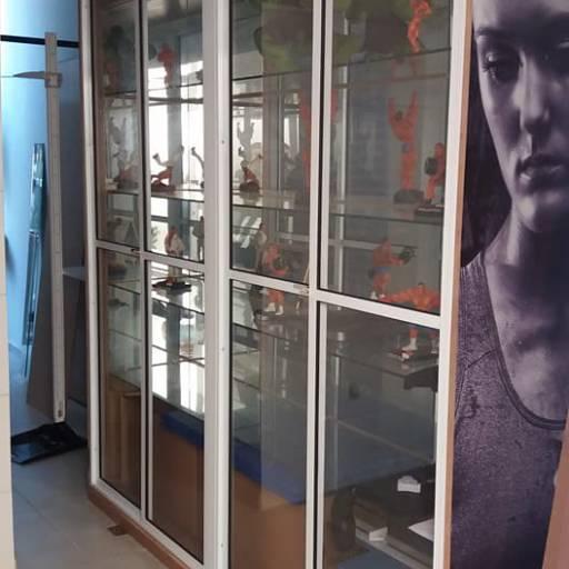 Comprar o produto de Vidraçaria em geral em Casa, Móveis e Decoração pela empresa André Vidros em Tietê, SP por Solutudo
