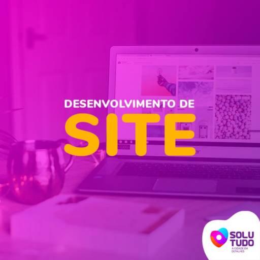 Comprar o produto de Solutudo – Criação e Desenvolvimento de Site em Criação de Sites pela empresa Solutudo Bauru em Bauru, SP por Solutudo