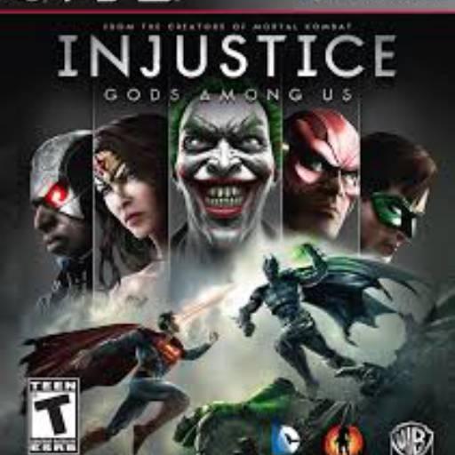 Injustice -PS3 (usado) em Tietê, SP por IT Computadores, Games Celulares