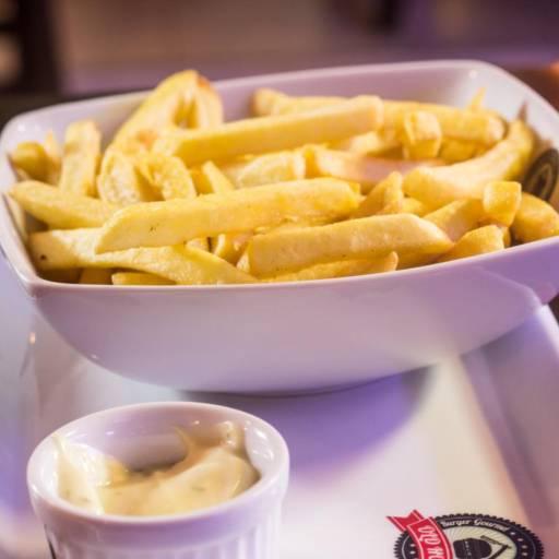 Comprar o produto de Porção • Batata Palito (420g) em Porções pela empresa Old Home Burger Gourmet  em Atibaia, SP por Solutudo
