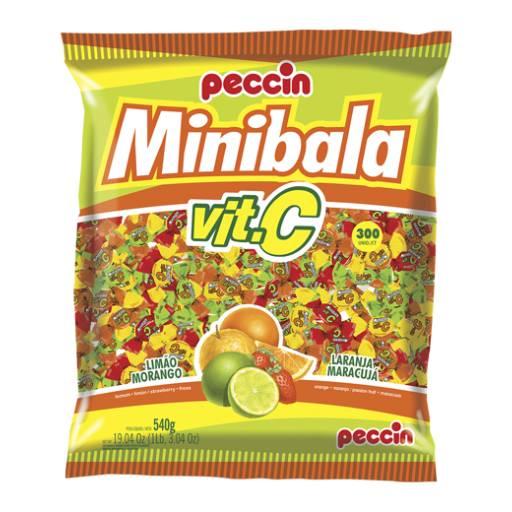 Minibala Vit. C Peccin por Eloy Festas