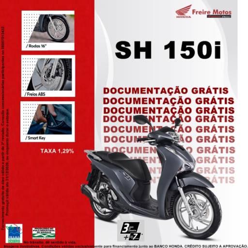 SH 150i em Botucatu, SP por Freire Motos