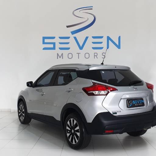 NISSAN KICKS 1.6 16V 4P FLEX S - 2019/2018 em Botucatu, SP por Seven Motors Concessionária