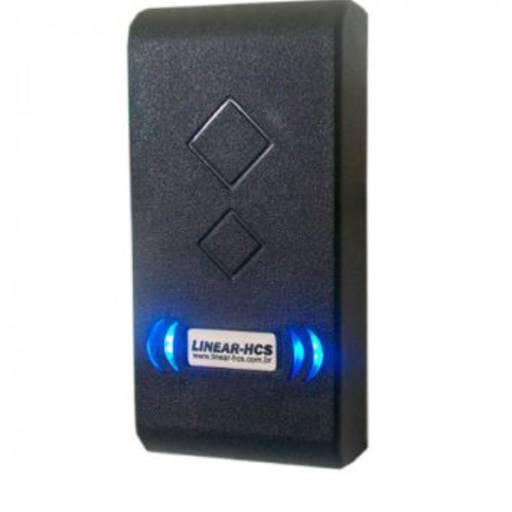 Leitor LN-104C RFID Linear por Nksec Segurança e Tecnologia