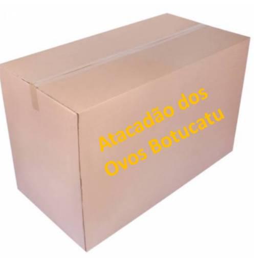 Comprar o produto de Caixa com 30 dúzias em Alimentação Saudável pela empresa Atacadão dos Ovos Botucatu em Botucatu, SP por Solutudo