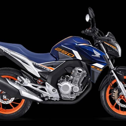 Comprar o produto de CB TWISTER ABS SE em Lojas de Motos pela empresa Freire Motos em Botucatu, SP por Solutudo