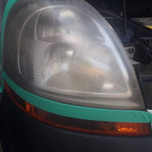 Polimento de Farol por Lutcho Estética Automotiva